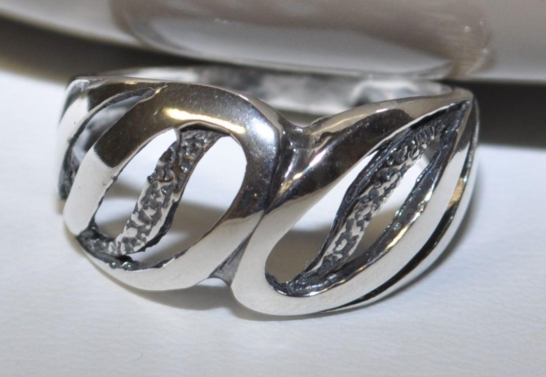 echtes 925 silber damen ring unikat f r einzigartige. Black Bedroom Furniture Sets. Home Design Ideas